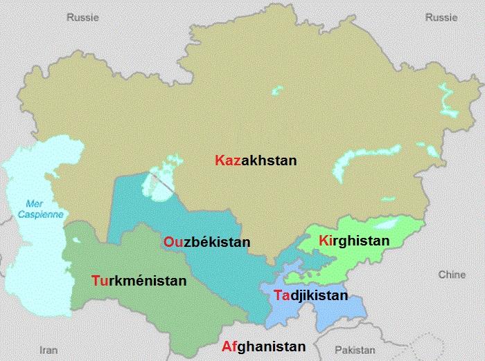 asie_centrale_kazakhstan_ouzbékistan_kirghizistan_turkménistan_tadjikistan_afghanistan_pakistan