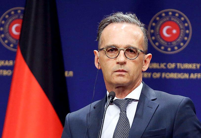 Atalayar_Heiko Maas, ministro Exteriores Alemania