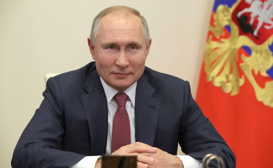 AVEC MISHUSTIN 2 XX 4 Rencontre avec le Premier ministre Mikhail Mishustin - 30 décembre 2020