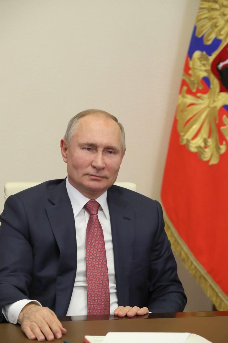 AVEC MISHUSTIN 4 XX 4 Rencontre avec le Premier ministre Mikhail Mishustin - 30 décembre 2020