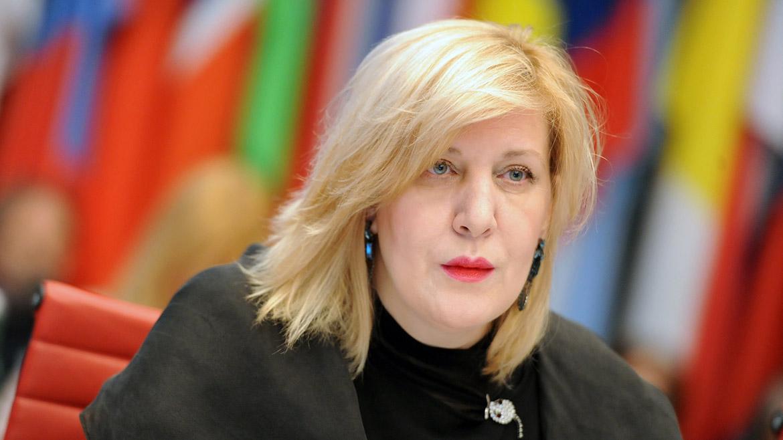 COMMISSAIRE AUX DROITS DE L'HOMMEValery Rostovschikov,le commissaire aux droits de l'homme