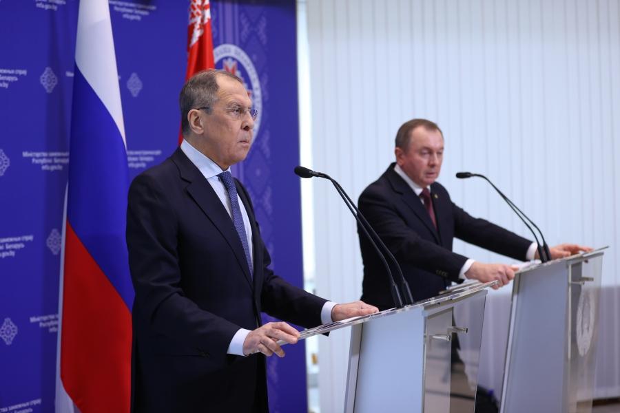 ПК lavrov et le bielorusse ;;;;
