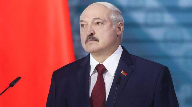 e président du Bélarus Alexander Lukashenko