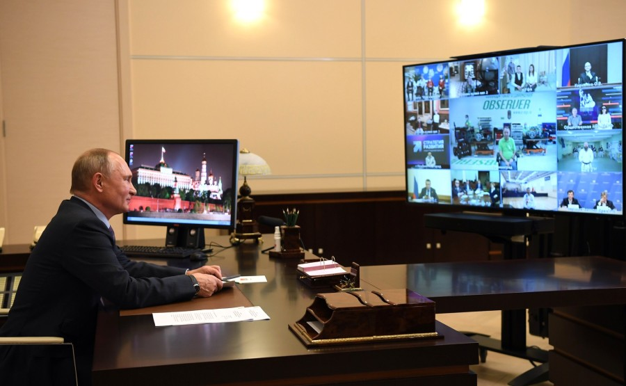 HANDICAPE PH 1 XX 4 Rencontre avec des représentants d'organisations publiques pour les personnes handicapées du 03.12.2020