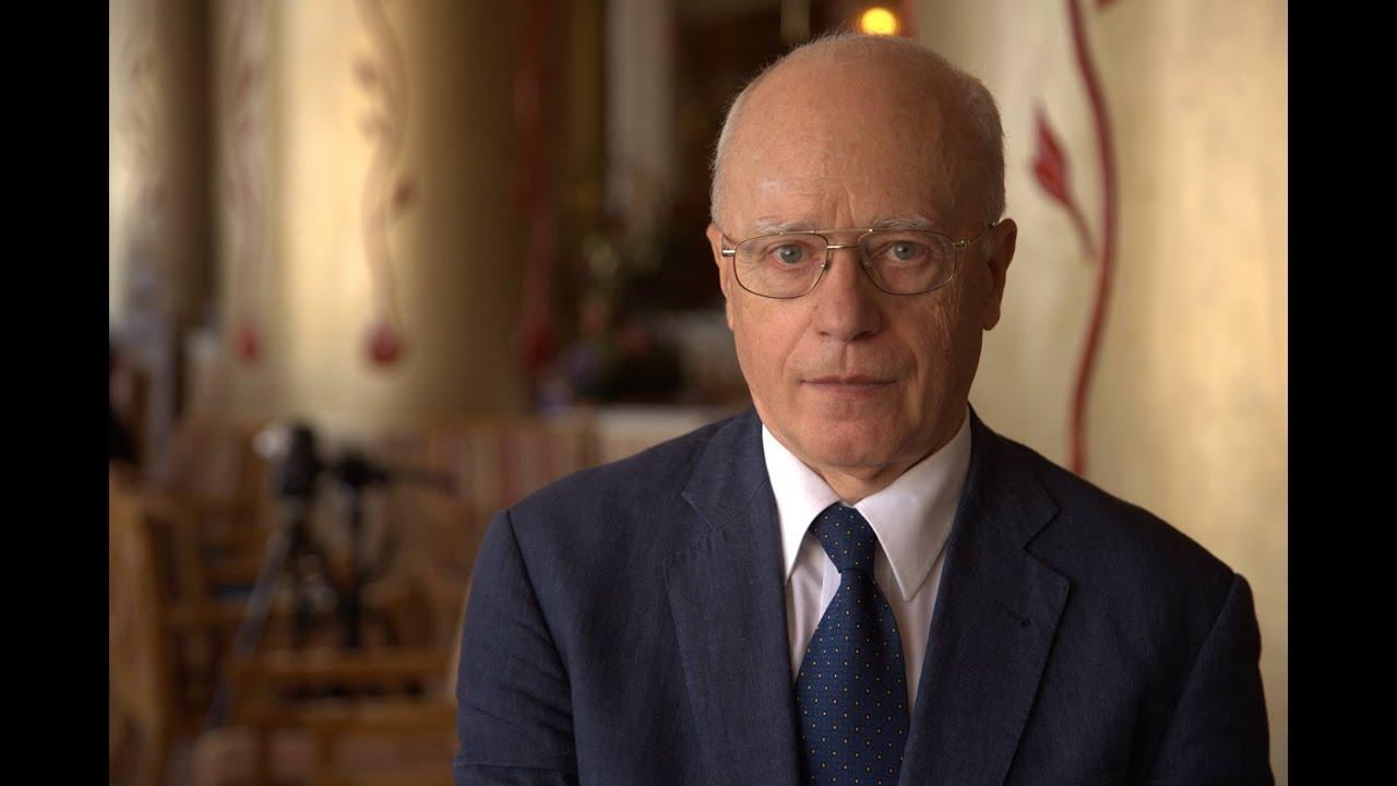 Hans Köchler,président de l'Organisation internationale du progrèsde Vienne