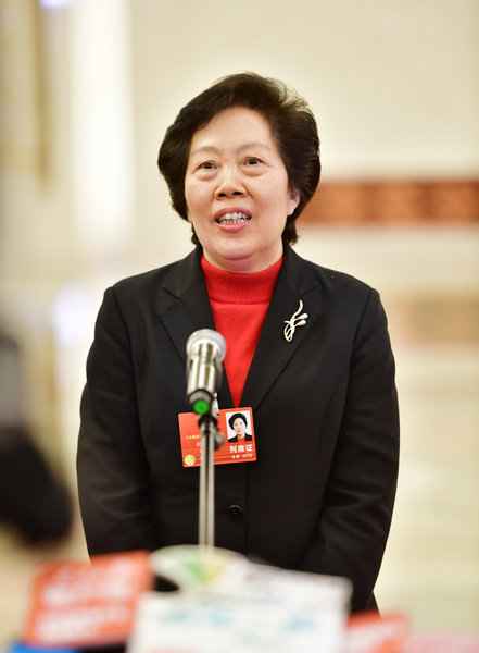 HU Zejun, Auditor General of the Court of Auditors