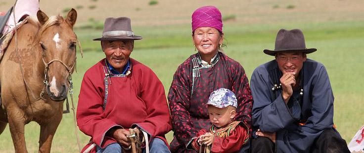 La Chine et la Mongolie
