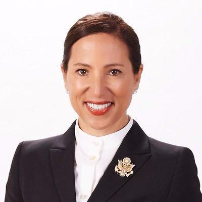 la vice-gouverneure de Californie Eleni Kounalakis