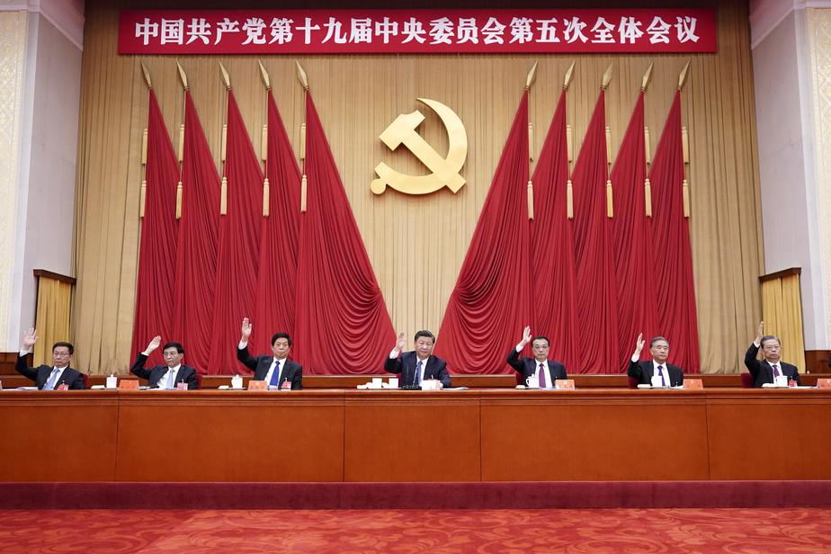 l'administration américaine a annoncé des restrictions sur les visas pour les membres du PCC et leur famille.