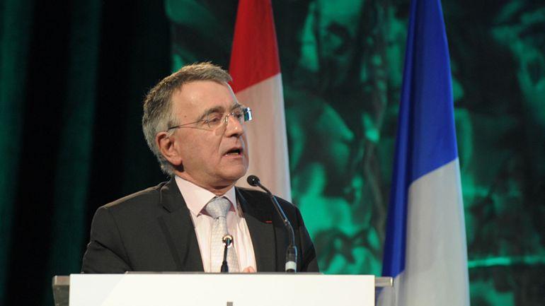 l'Ambassadeur de l'UE en Chine Nicolas Chapuis