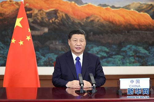Le 12 décembre 2020, le Président Xi Jinping a prononcé un discours important intitulé « S'appuyer sur les acquis du passé et ouvrir une nouvelle étape de la réponse mondiale au changement climatique »