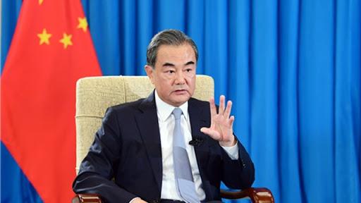 le Conseiller d'État Wang Yi