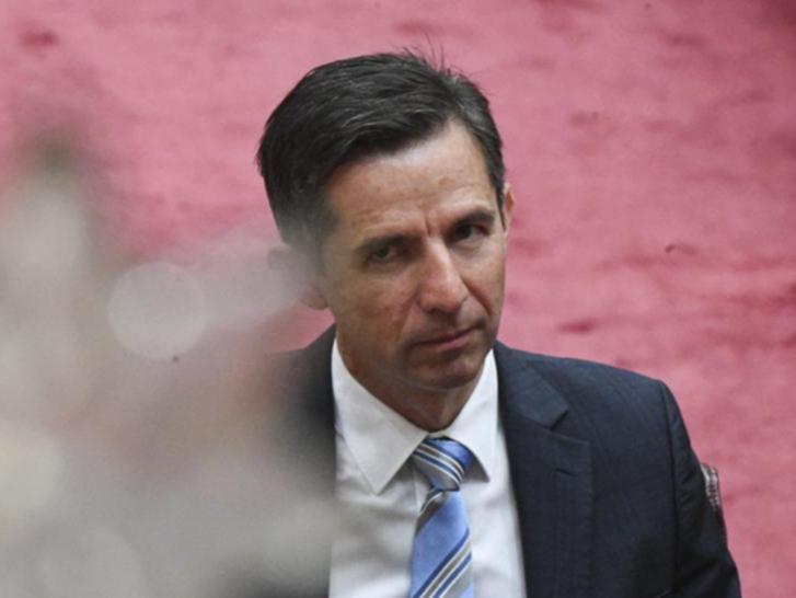 Le Ministre sortant australien du Commerce Simon Birmingham