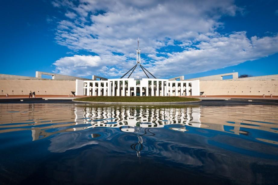Le Parlement australien 2