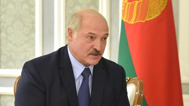 le Président biélorusse Alexandre Loukachenko,