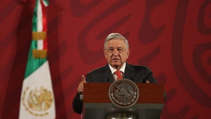 Le président du Mexique, Andrés Manuel López Obrador