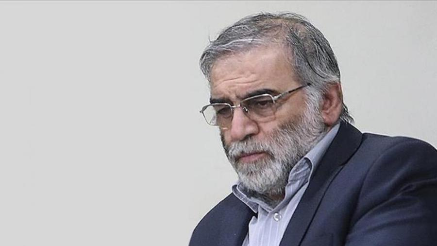 le scientifique nucléaire iranien Mohsen Fakhrizadeh