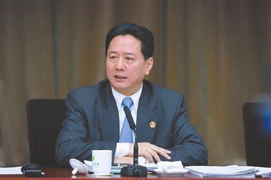 LI Xiaopeng, Ministre des Transports