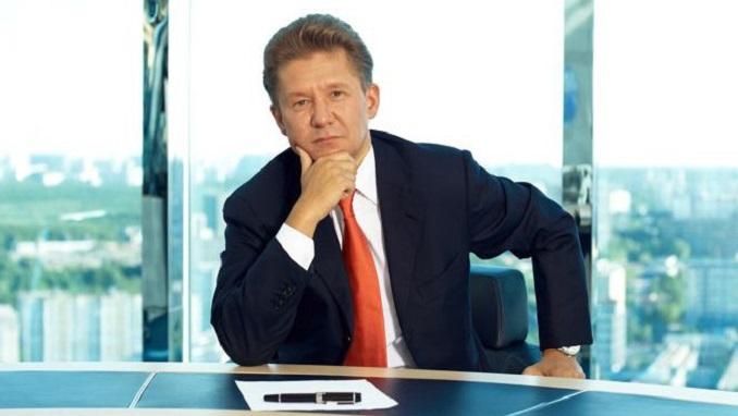 M. Alexei Miller [président du comité de direction de Gazprom] 2020 2