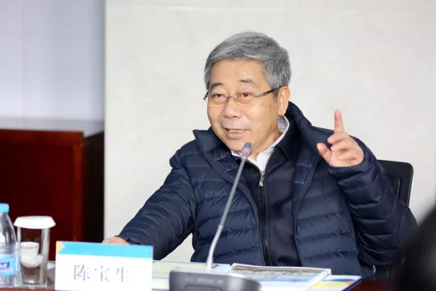 M.CHEN Baosheng, Ministre de l'Éducation