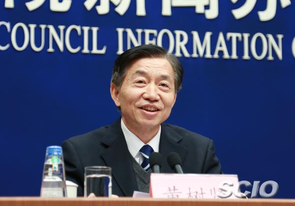 M.HUANG Shuxian, Ministre des Affaires civiles