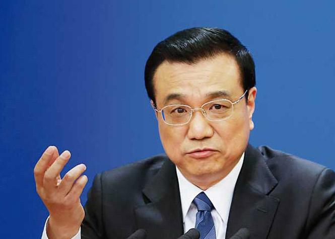 M.LI Keqiang, Premier ministre