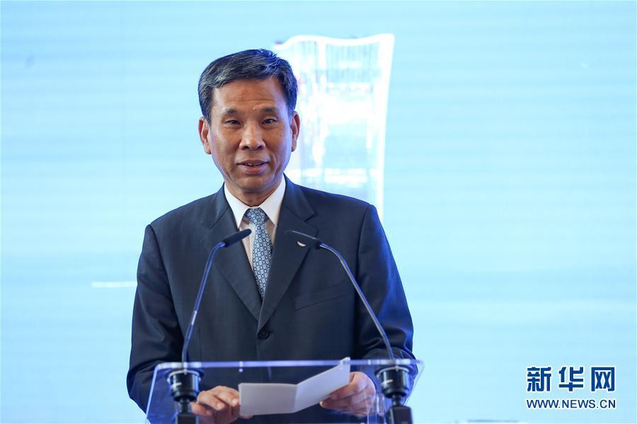 M.LIU Kun, Ministre des Finances
