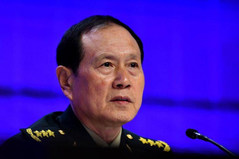 M.WEI Fenghe, Ministre de la Défense