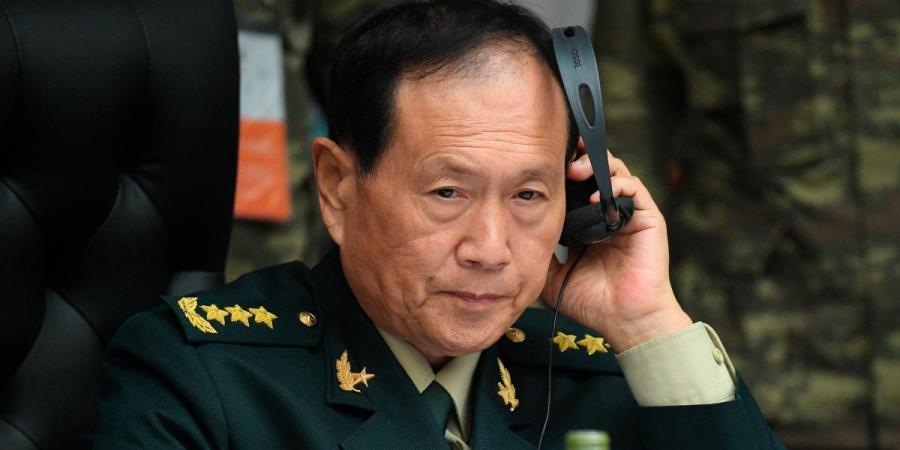 M.WEI Fenghe