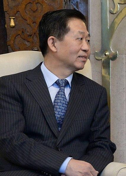 M.XIAO Jie (Secrétaire général du Conseil des affaires d'État)