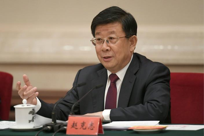 M.ZHAO Kezhi, Ministre de la Sécurité publique