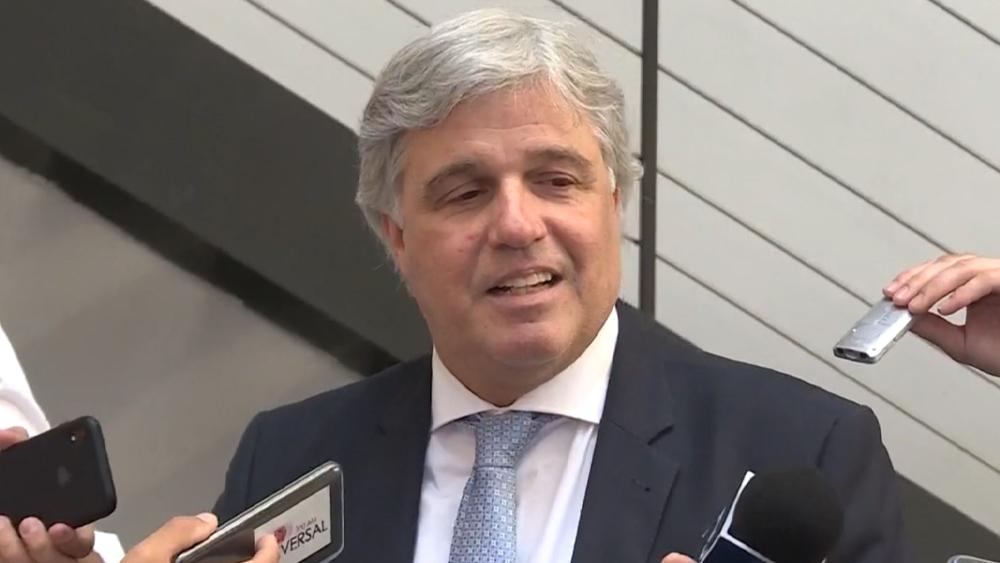 Ministre uruguayen des Affaires étrangères Francisco Bustillo,2