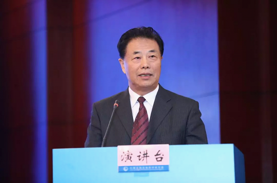 Mr E Jingping, Minister of Water Resources of China
