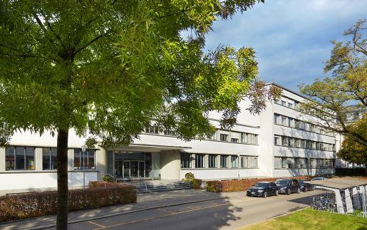 nb-mit-baumen bibliothèque nationale suisse