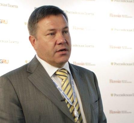 Oleg Kouvchinnikov.