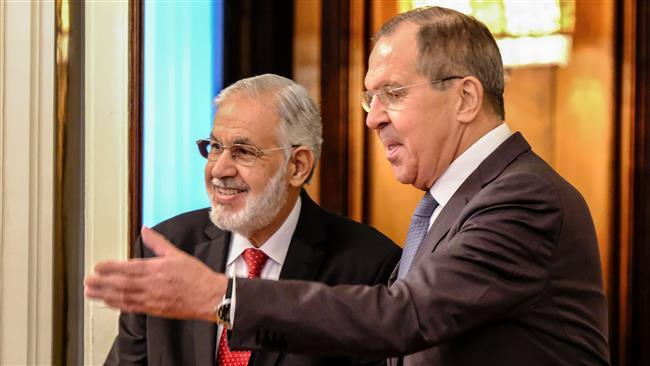 Sergueï Lavrov s'entretiendra avec le Ministre des Affaires étrangères de la Libye Mohamed Siala 2