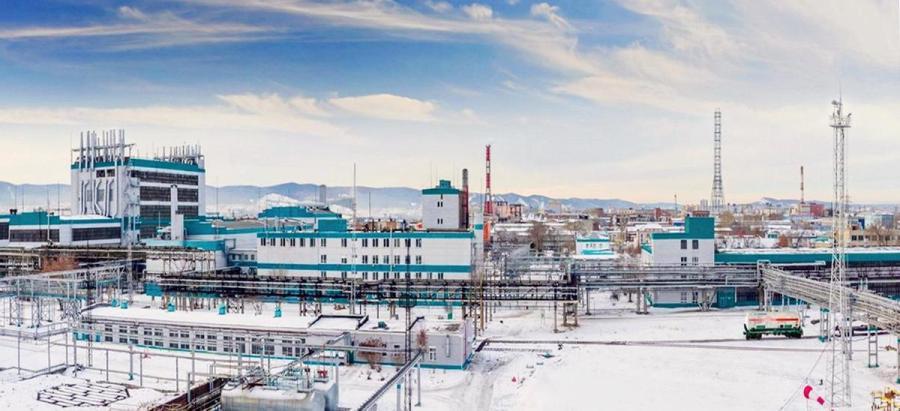SIBUR a commencé à travailler sur la création de l'usine pétrochimique de Sibérie occidentale.