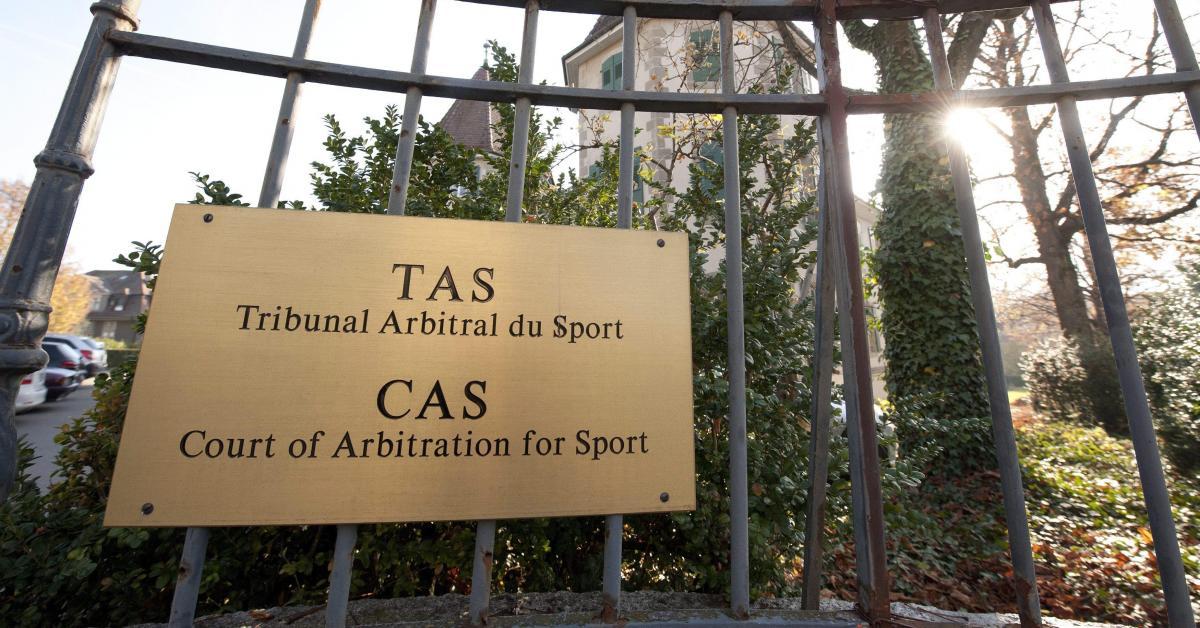 Tribunal arbitral du sport situé à Lausane en Suisse