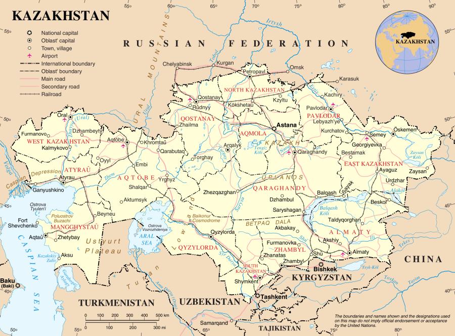 Un-kazakhstan