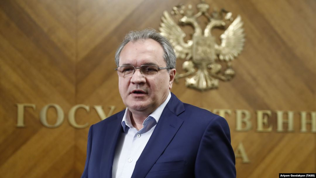 Valery Fadeyev russie kremlin
