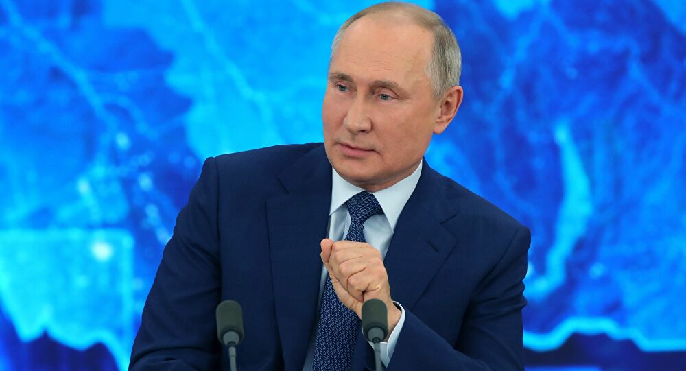 Vladimir Poutine a déclaré lors de sa conférence de presse annuelle du 17 décembre