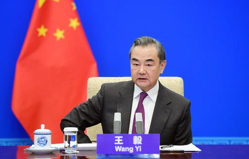 Wang Yi N° 1 avance une proposition en quatre points sur la question nucléaire iranienne 21.12.2020