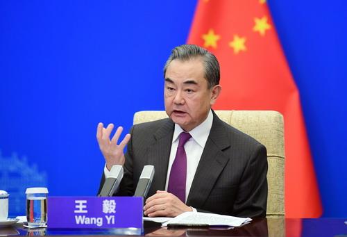 Wang Yi N° 2 avance une proposition en quatre points sur la question nucléaire iranienne 21.12.2020