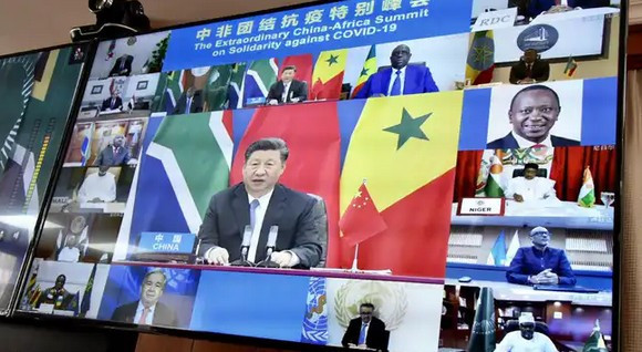 Xi Jinping a pris l'initiative de tenir le Sommet extraordinaire Chine-Afrique