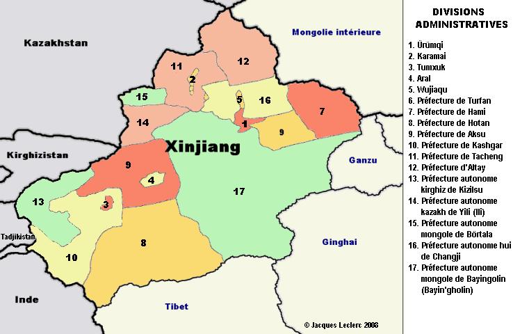 Xinjiang_prefectures
