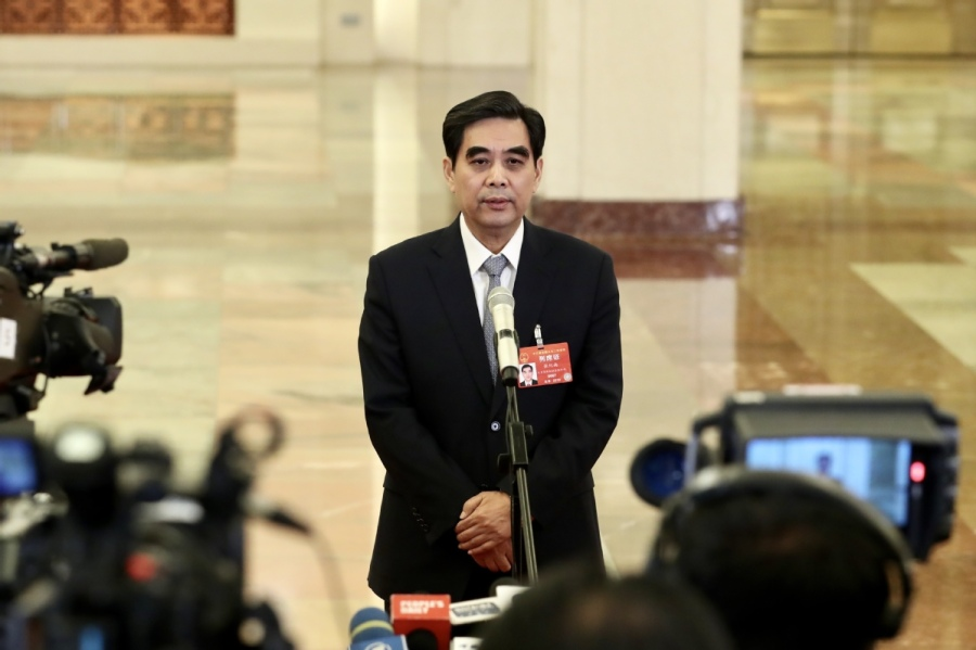 Zhang Jinan