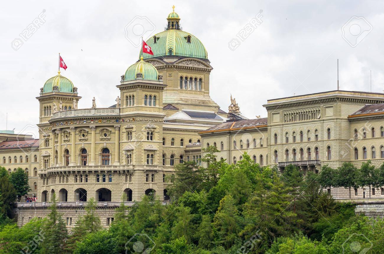 17970218-parlement-suisse-bâtiment-palais-fédéral-de-berne-suisse-europe