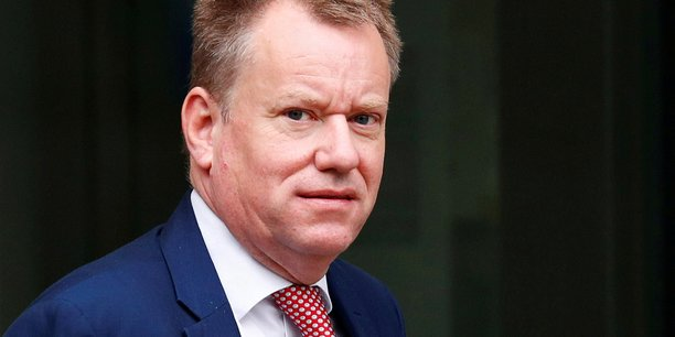 David Frost (en photo) a annoncé la publication la semaine prochaine d'un document écrit détaillant la manière dont le Royaume-Uni imagine le futur accord. (Crédits Reuters)