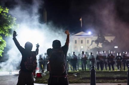 émeutes aux États-Unis 2021