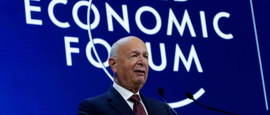 fondateur et président exécutif du Forum économique mondial Klaus Schwab